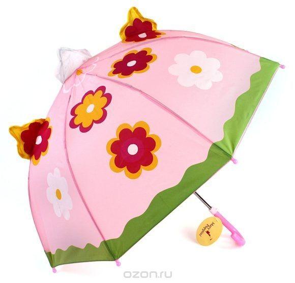 Детский зонт Цветочек
