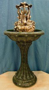 VIP фонтан «Триада»