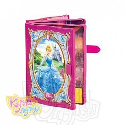 Игровой набор Disney Книга Золушки