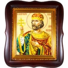 Икона на холсте Ярослав Мудрый Святой князь