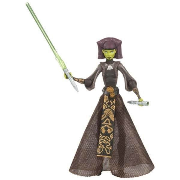 Фигурка «Луминара Ундули со световым мечом» Hasbro