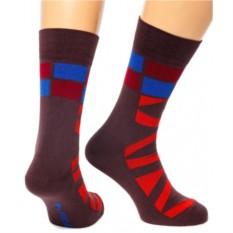 Коричневые носки Friday Mystery