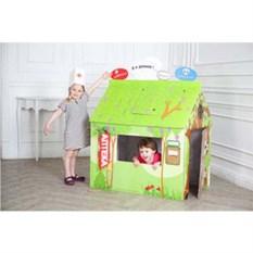 Детский домик из картона Доктор Айболит