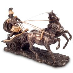 Статуэтка «Воин на колеснице»