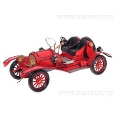 Ретро-автомобиль vintage red Ford