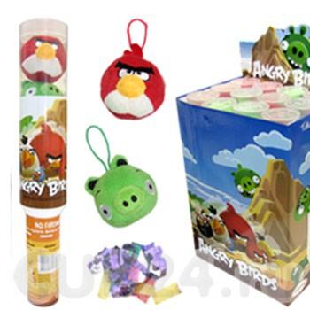 Хлопушка с игрушками Angry Birds
