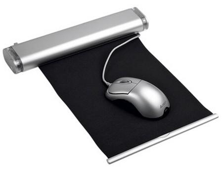 USB Hub на 4 порта с выдвижным ковриком для мыши