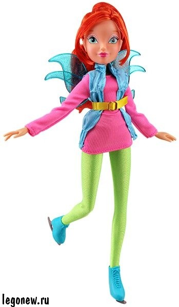 Кукла Спортивный шик Блум (Winx)