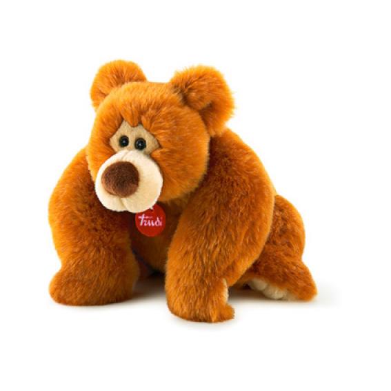 Бурый медведь Арнольд