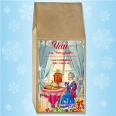 Именной чай «Чаепитие со Снегурочкой»
