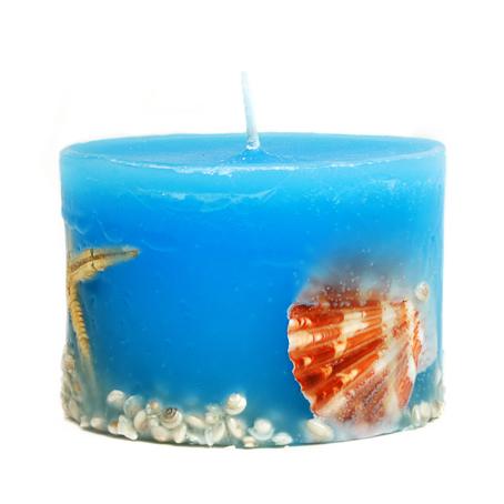 Парафиновая свеча «Морская»