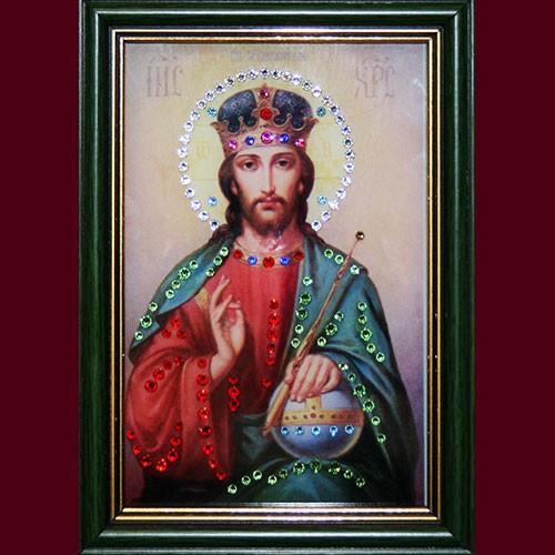 Икона Христос Вседержитель, малая