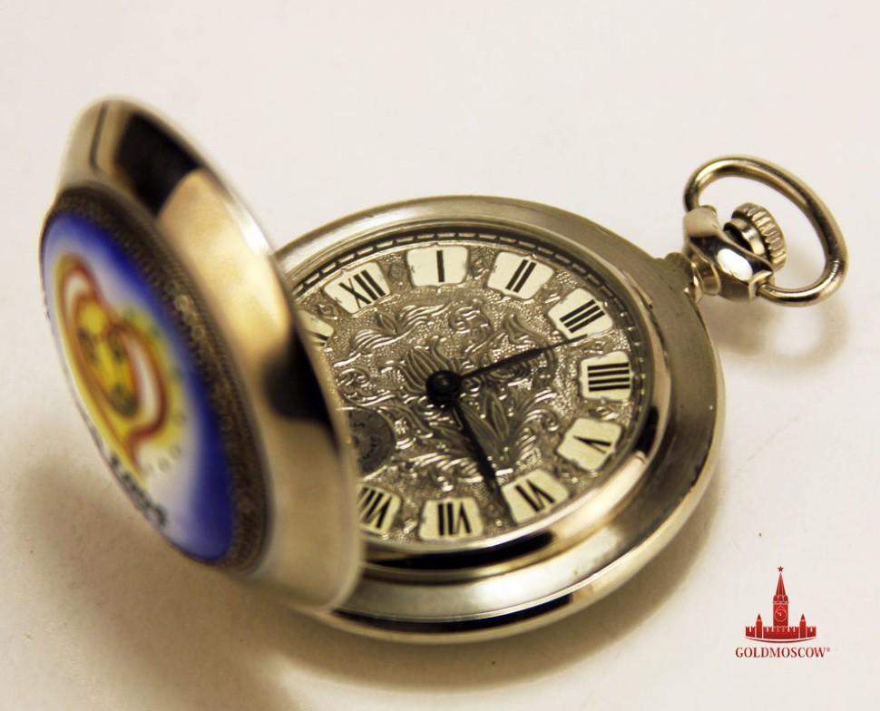 Карманные часы «Евро 2004»