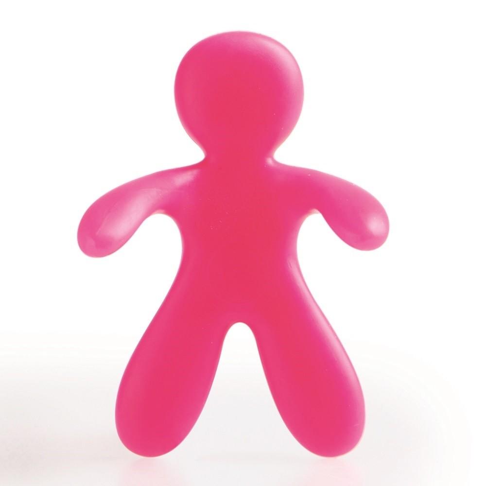 Розовый ароматизатор для автомобиля Cesare Cistrus&Milk