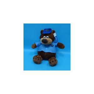 Игрушка «Медведь ГАИ»