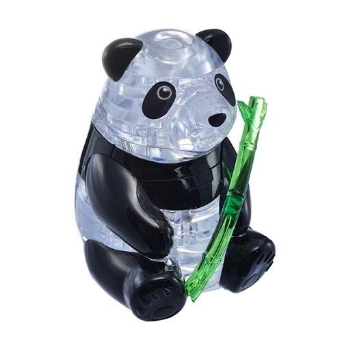 Головоломка 3D-панда
