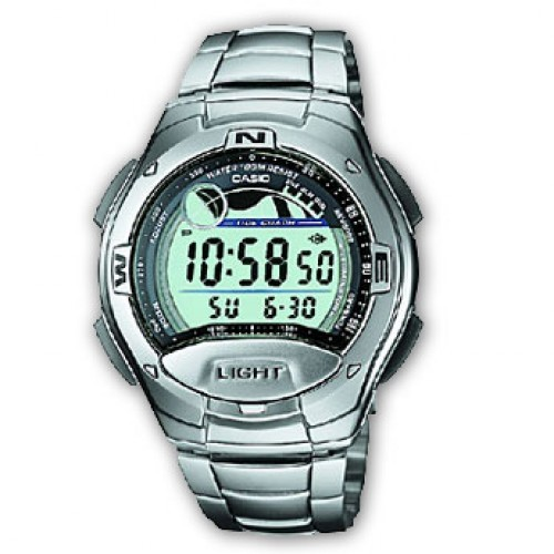 Мужские наручные часы Casio Standart Digital W-753D-1A
