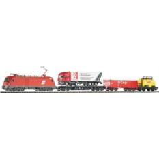 Стартовый набор моделей железных дорог PIKO 57170 Грузовой поезд