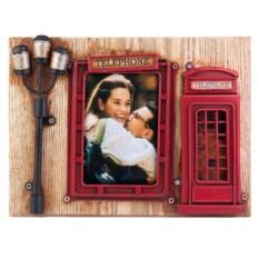 Фоторамка Телефонная будка
