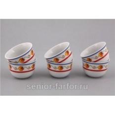 Набор чашек Leander 0,1л (6 шт) 31249