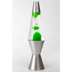 Зелена лава-лампа