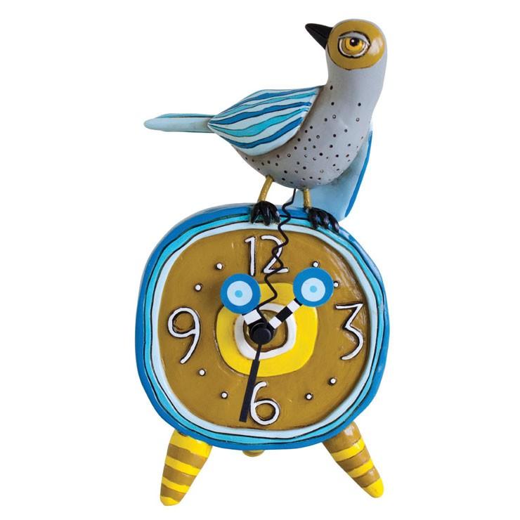 Часы Синяя птица
