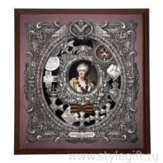 Панно Екатерина II малое