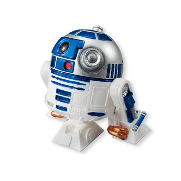 Сборная модель Star Wars Bandai R2-D2 (5 см)