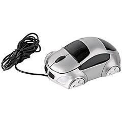 Мышка-машинка
