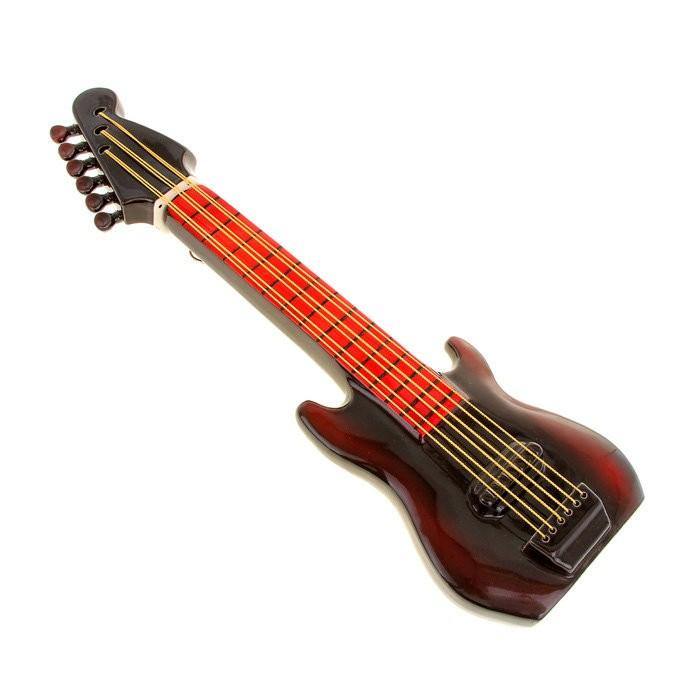 Винный набор Бас гитара