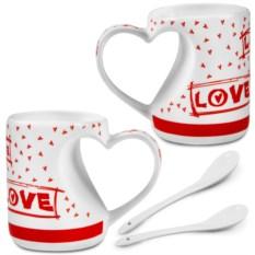 Набор кружек «Влюблённым»
