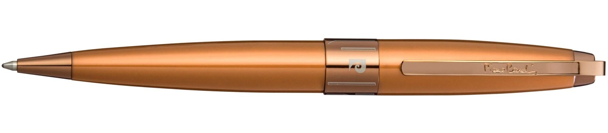 Оранжевая шариковая ручка Pierre Cardin Roi