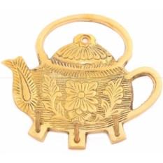 Вешалка-крючок Чайник