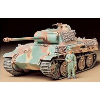 Танк Panther Type G
