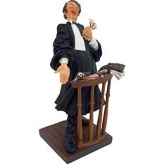 Скульптура Адвокат