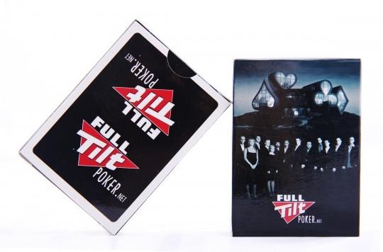 Колода игральных карт Full Tilt