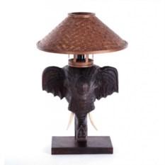 Декоративная лампа Слон