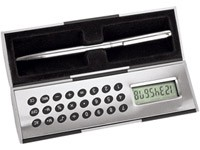 Магический калькулятор с ручкой