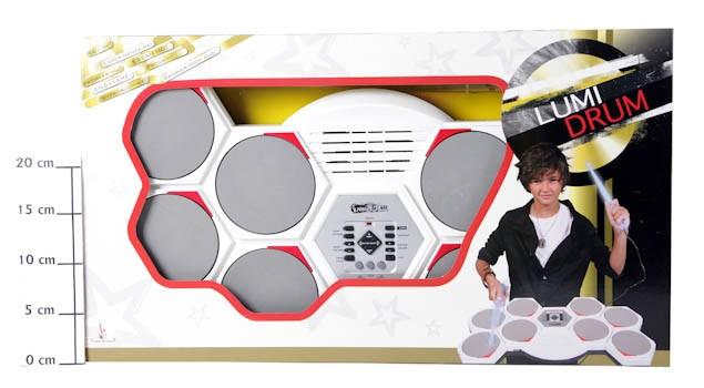 Барабанная установка Lumi Drum