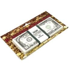 Сувенир Забавная пачка на увеличение семейного дохода 1000$