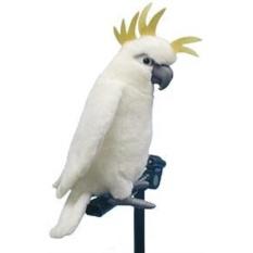 Игрушка Большой белохохлый какаду (22 см), HANSA
