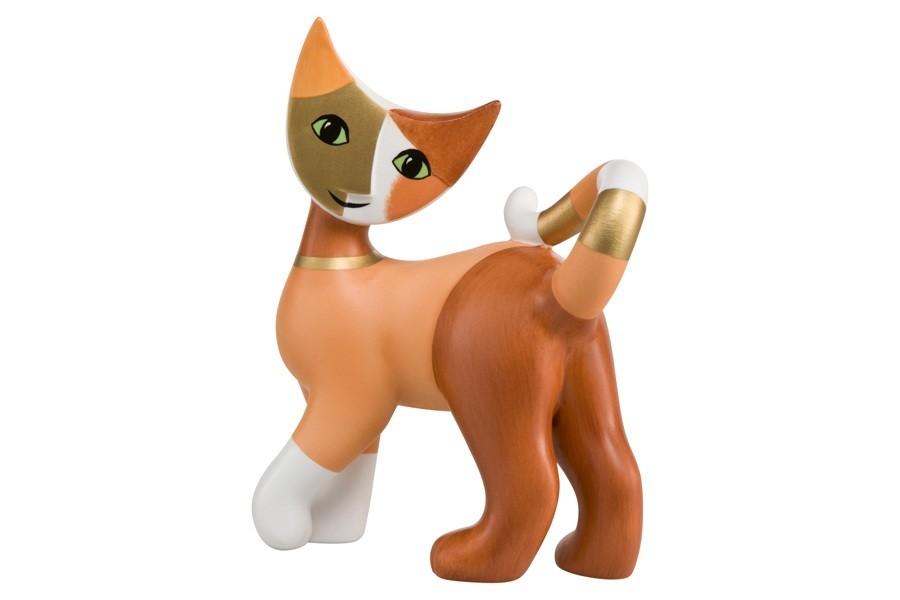 Скульптура кошки Касильда