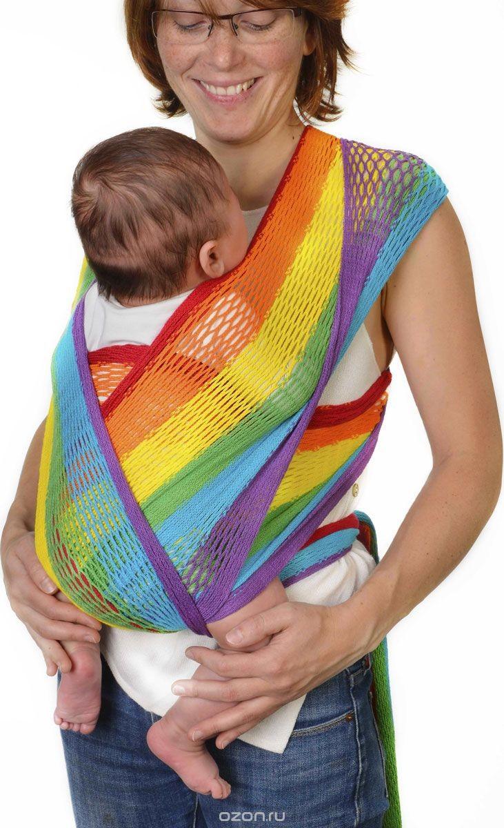 Слинг-шарф Filt Fil'Up Rainbow