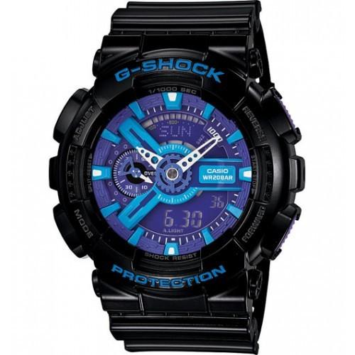 Мужские наручные часы Casio G-Shock GA-110HC-1A
