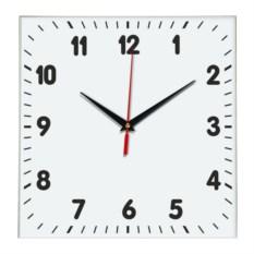 Классические настенные квадратные часы