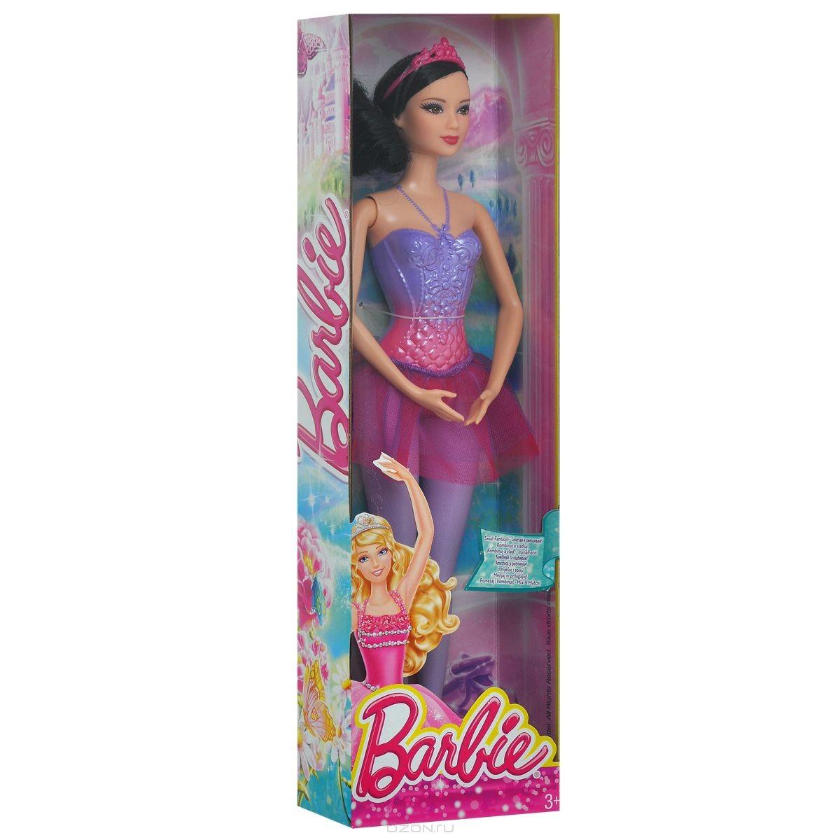 Кукла Барби. Балерина