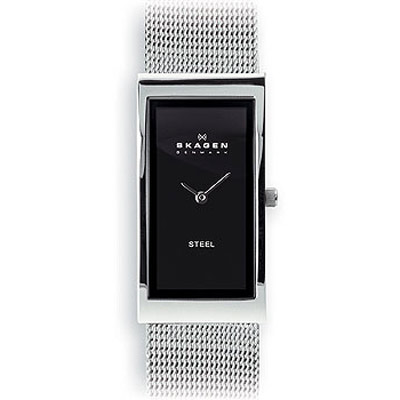 Женские наручные часы Skagen Steel