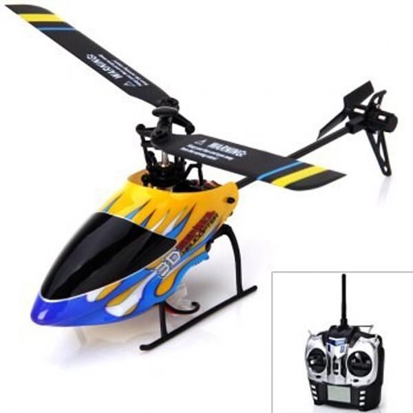 Радиоуправляемый вертолет San Huan 6050 Flybarless