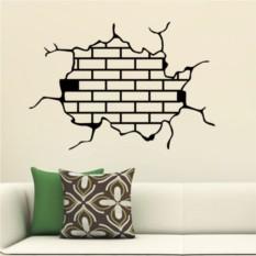 Наклейка на стену Кирпичи