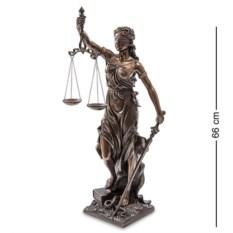 Статуэтка из полистоуна Фемида , высота 74 см